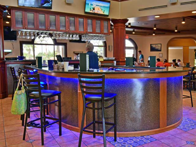 Regal Palms Resort bar