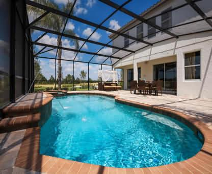 Affordable Vacation Homes In Orlando Florida Near Disney