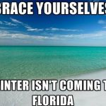 no-winter-florida