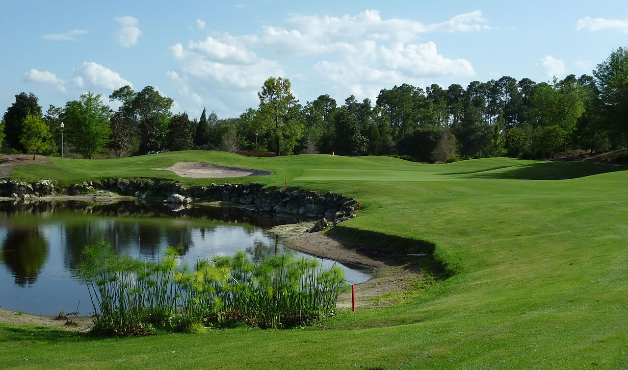 central florida golf holidays