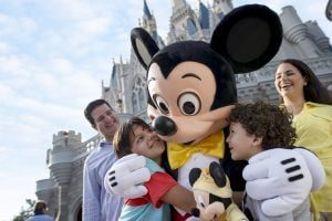 Walt Disney World Mickey Mouse