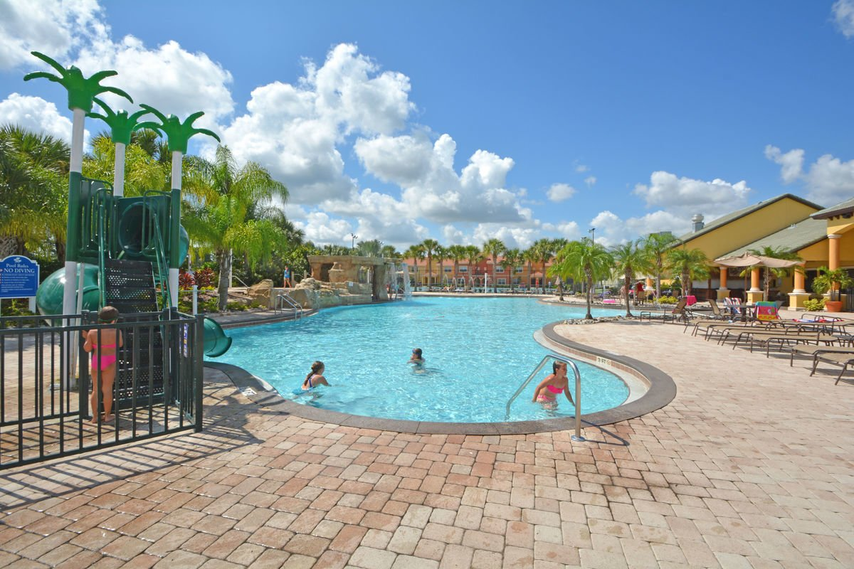 Paradise Palms Vacation Resort  Florida Holiday Rentals