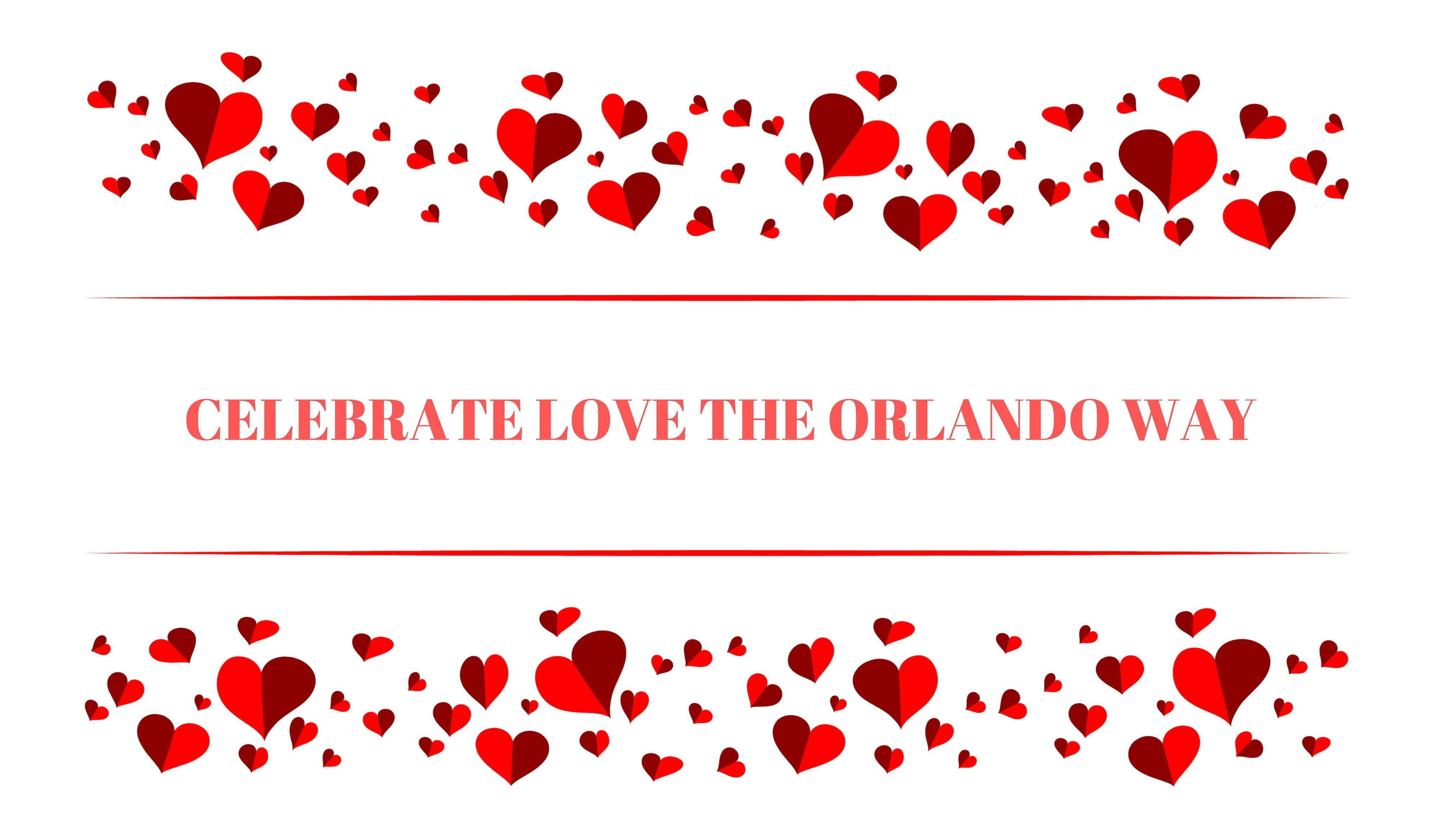 Celebrate Valentine's Day The Orlando Way