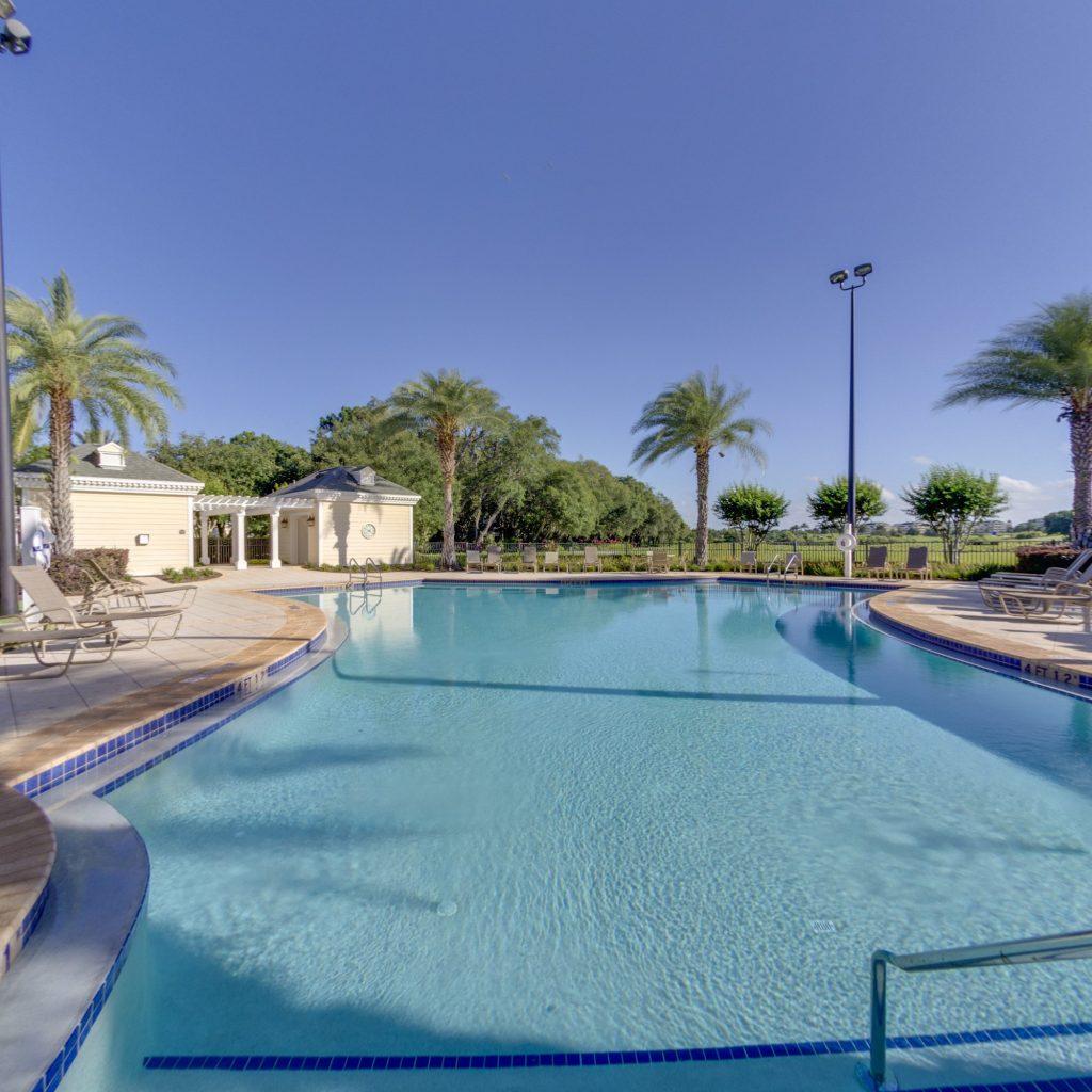 Gathering Drive Pool at Reunion Resort
