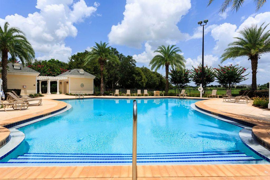 Heritage Crossing Pool at Reunion Resort