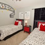 Disney Magic bedroom shared