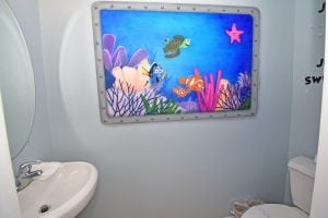 Nemo bathroom