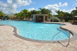 pool enter