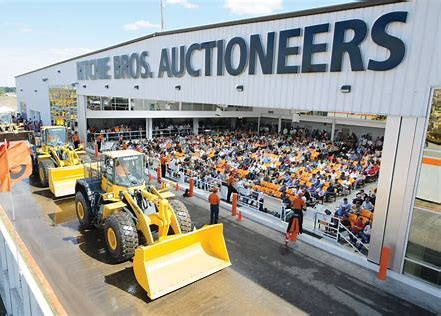 RITCHIE BROS AUCTION 2021