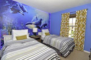 Image of undersea bedroom