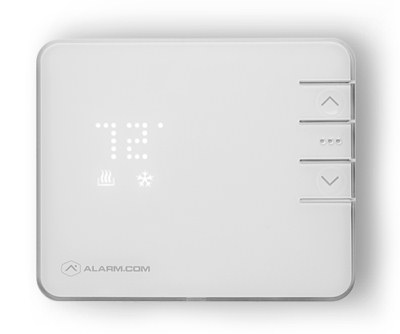 Remote ac thermostat