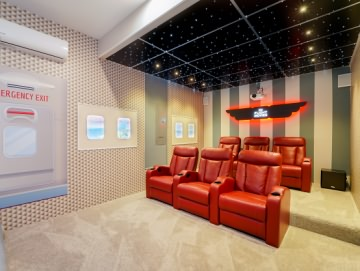 Home Cinema Property Orlando