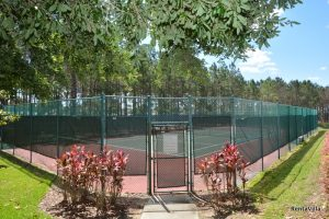 Image of Highlands Reserve tennis courts