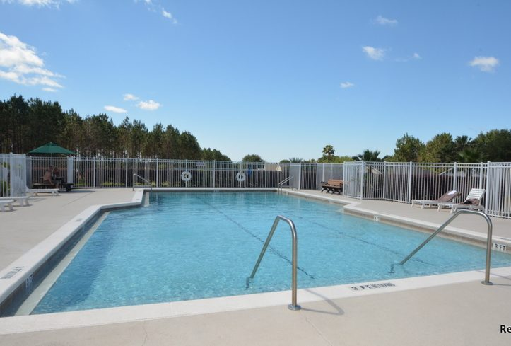 Image of Highlands Reserve pool