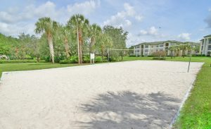 Image of Legacy Dunes Resort beach volleyball court