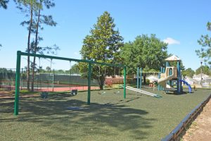 Image of Highlands Reserve children's play area