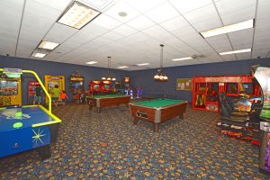 Image of Paradise Palms games room