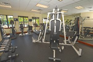 Image of Paradise Palms fitness center
