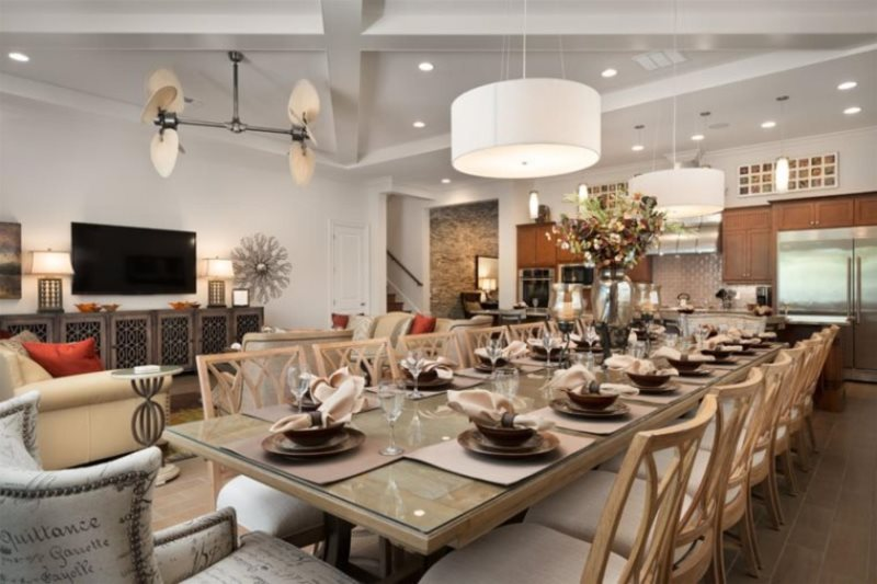Image of luxury villas on Reunion The Estates