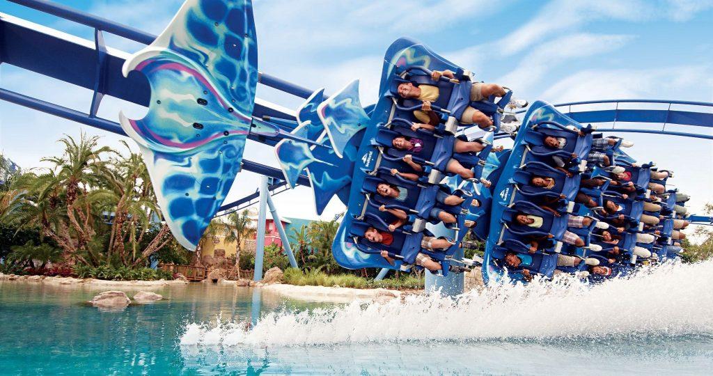 Image of Manta at Seaworld