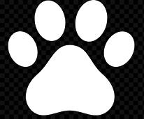 Image of paw print