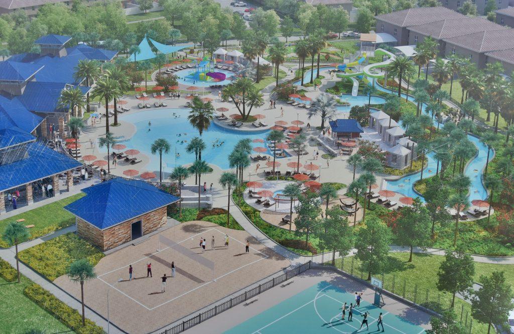 Windsor Island Resort amenities