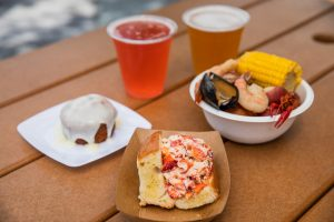 EPCOT International Food & Wine Festival gumbo