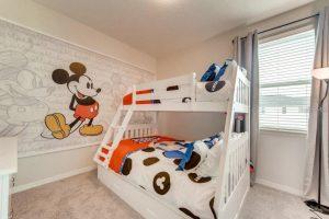 9012EMT themed kids room