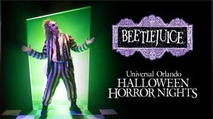 Halloween Horror Nights Beetlejuice
