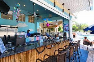 Windsor Palms poolside bar