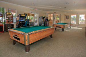 Windsor Palms games room
